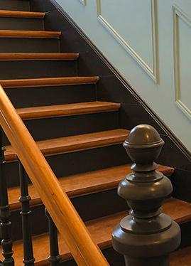 Escalier / Garde corps